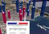 Google Earth : les résultats de la Présidentielle 2007
