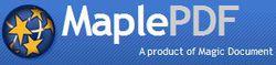 MaplePDF logo