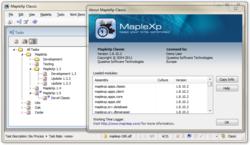 MapleXP screen1