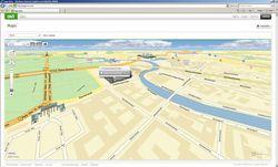 Maps on Ovi