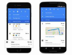 Maps Uber