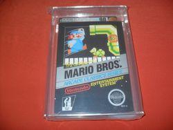 Mario Bros NES scellŽ
