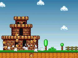 Mario Forever screen 2