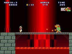 Mario Forever screen 3