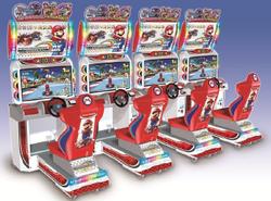 Mario Kart Arcade GP DX - 8