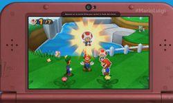 Mario & Luigi Paper Jam - 1