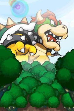 Mario & Luigi Voyage au centre de Bowser (1)