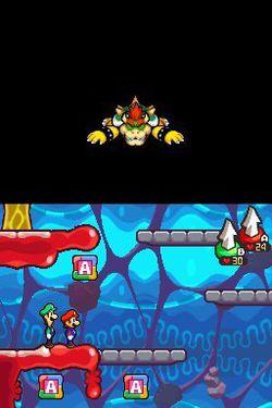 Mario & Luigi Voyage au centre de Bowser (6)