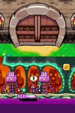 Mario & Luigi Voyage au centre de Bowser (9)