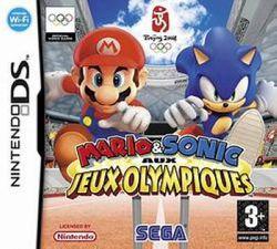 Mario & Sonic DS