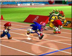 Mario sonic jeux olympiques 2