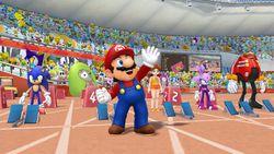 Mario & Sonic aux JO Londres 2012 Wii (1)