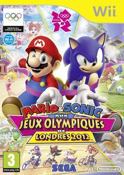 Mario & Sonic aux JO Londres 2012 Wii