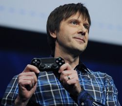 Mark Cerny - Sony