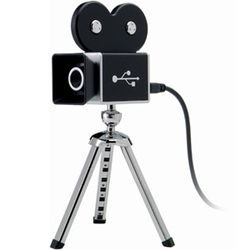Marksman webcam rétro