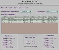 La Marmite du Chef screen1