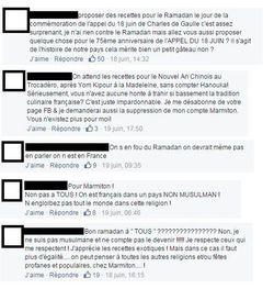 Marmiton islamophobie
