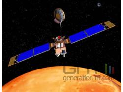 Mars global surveyor small