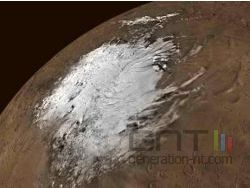Mars rechauffement climatique small