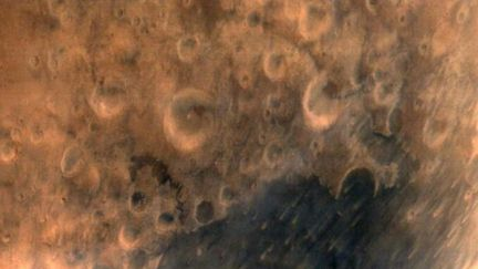 Mars sonde Indienne
