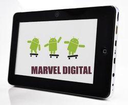 Marvel Digital Mercury Pad TBT-10C