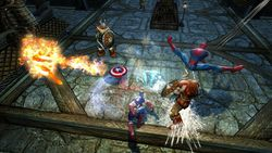 Marvel Ultimate Alliance PS3 image (9)