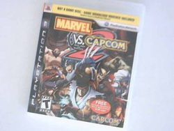 Marvel Vs. Capcom 2 - boite