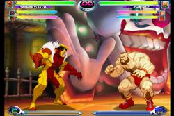 Marvel Vs Capcom 2 iOS - 1