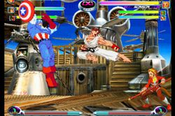 Marvel Vs Capcom 2 iOS - 6