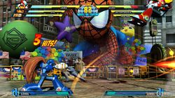 Marvel Vs Capcom 3 - 5