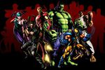 Marvel Vs. Capcom 3 - artwork