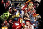 Marvel Vs Capcom 3 - pochette