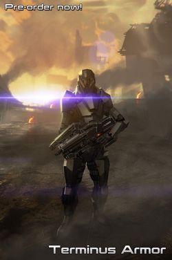 Mass Effect 2 Terminus Armor
