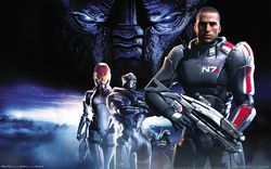 Mass Effect - artwork