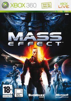 Mass effect packshot