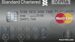Mastercard carte bancaire nouvelle génération
