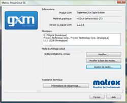 Matrox Power Desk SE