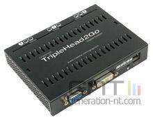 Matrox triplehead2go version numerique