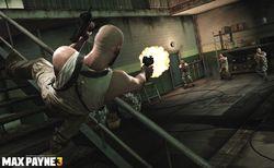 Max Payne 3 screen2