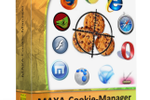 MAXA Cookie Manager : un utilitaire pour gérer ses cookies