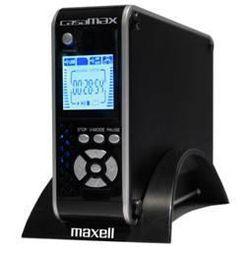 Maxell disque dur multimedia casamax