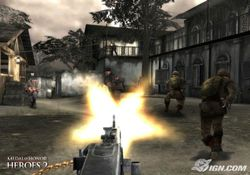 Medal of honor heroes 2 image 1
