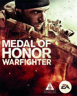 Medal of Honor Warfighter - pochette
