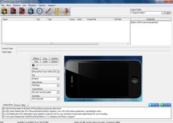 MediaCoder iPod iPhone iPad Edition screen1