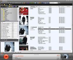 MediaMonkey screen 2