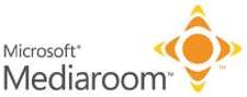 Mediaroom logo microsoft