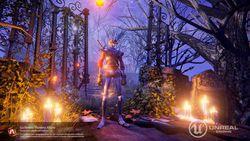 MediEvil Unreal Engine 4 - 4