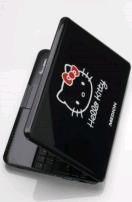 Medion S1211 Hello Kitty noir 2