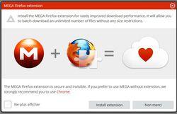 mega Firefox