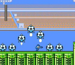 Mega Man 10 - 9